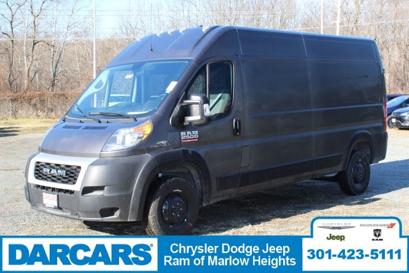 2019 ProMaster 2500 High Roof FWD,  Empty Cargo Van #DK39518 - photo 3