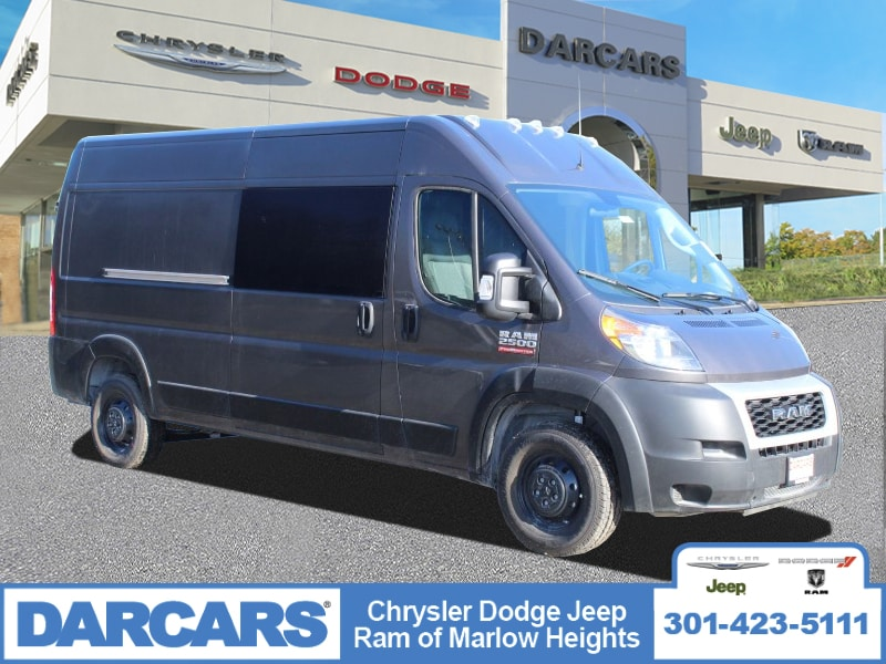 2019 ProMaster 2500 High Roof FWD,  Empty Cargo Van #DK39518 - photo 1