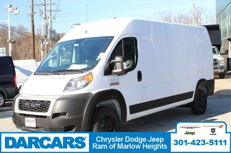 2019 ProMaster 2500 High Roof FWD,  Empty Cargo Van #DK39519 - photo 3