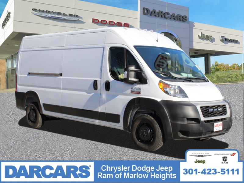 2019 ProMaster 2500 High Roof FWD,  Empty Cargo Van #DK39519 - photo 1
