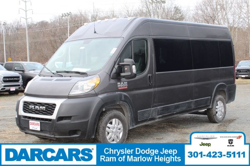 2019 ProMaster 2500 High Roof FWD,  Empty Cargo Van #DK39521 - photo 3