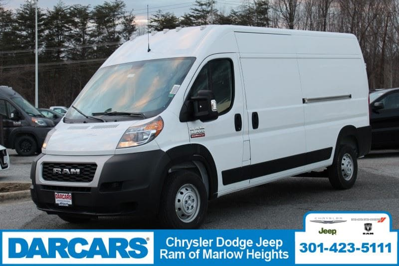 2019 ProMaster 3500 High Roof FWD,  Empty Cargo Van #DK39522 - photo 3