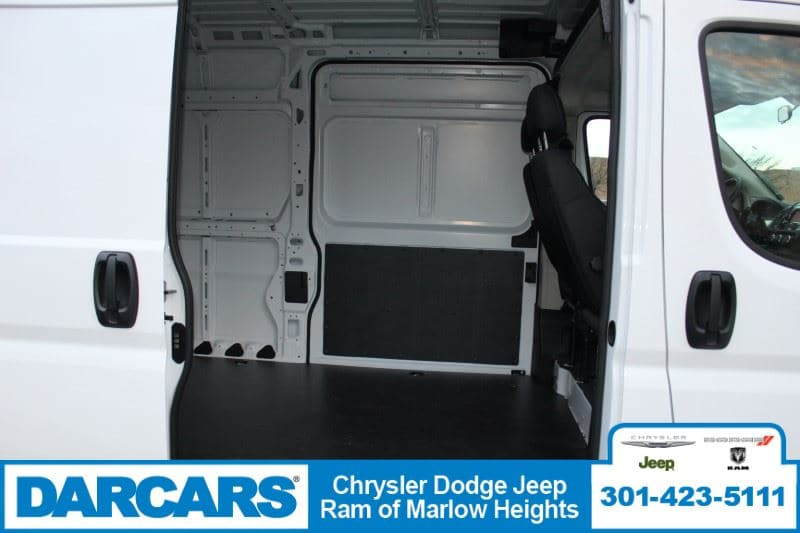 2019 ProMaster 3500 High Roof FWD,  Empty Cargo Van #DK39522 - photo 10