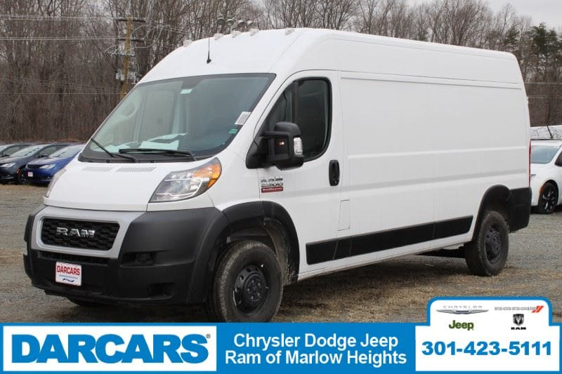 2019 ProMaster 2500 High Roof FWD,  Empty Cargo Van #DK39530 - photo 3