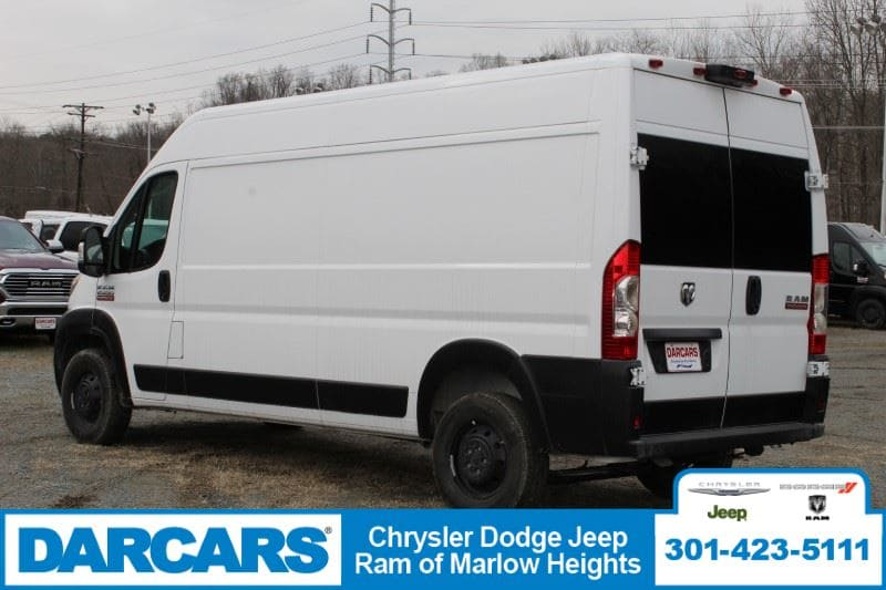 2019 ProMaster 2500 High Roof FWD,  Empty Cargo Van #DK39530 - photo 4