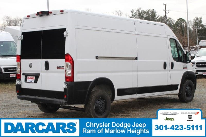 2019 ProMaster 2500 High Roof FWD,  Empty Cargo Van #DK39530 - photo 5
