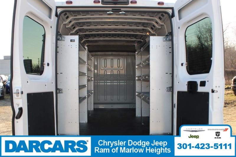 2019 ProMaster 2500 High Roof FWD,  Upfitted Cargo Van #DK39541 - photo 2