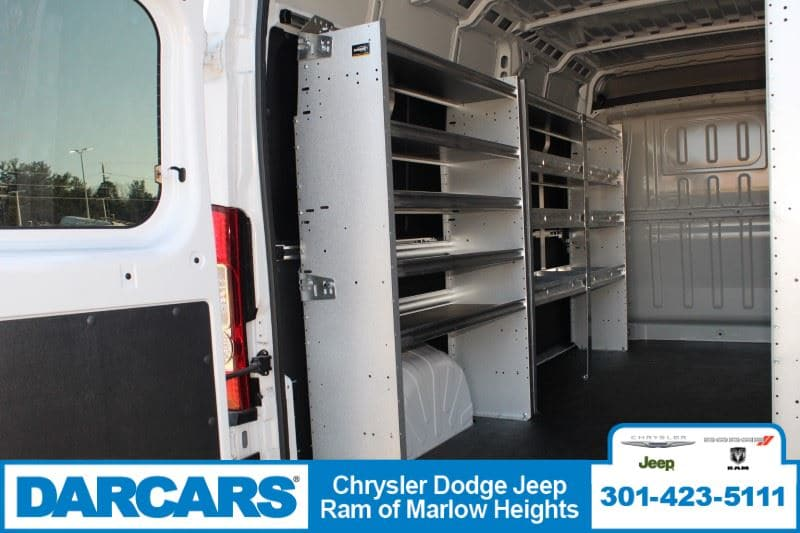 2019 ProMaster 2500 High Roof FWD,  Upfitted Cargo Van #DK39541 - photo 11