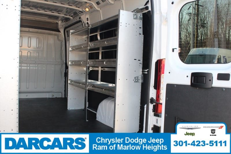 2019 ProMaster 2500 High Roof FWD,  Upfitted Cargo Van #DK39541 - photo 12