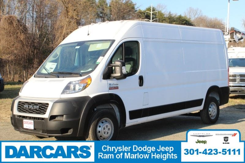 2019 ProMaster 2500 High Roof FWD,  Upfitted Cargo Van #DK39541 - photo 3