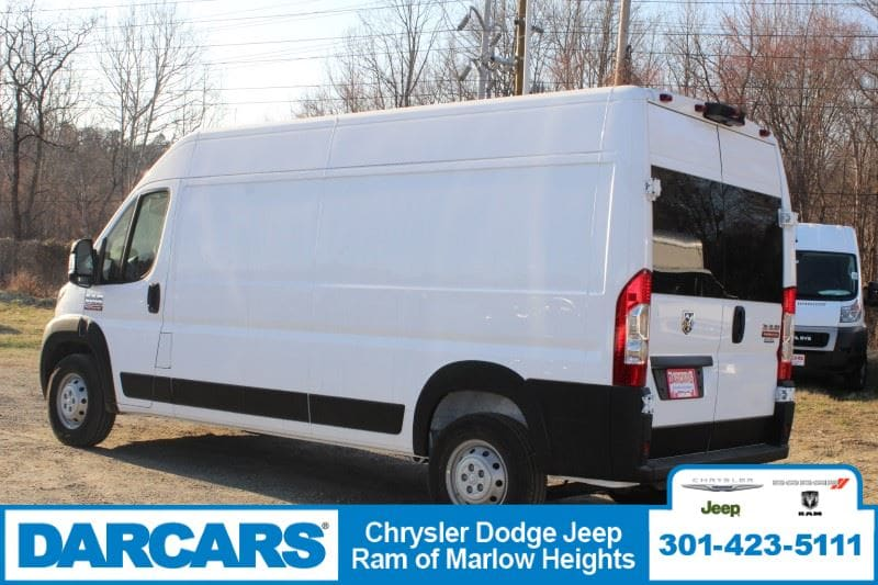 2019 ProMaster 2500 High Roof FWD,  Upfitted Cargo Van #DK39541 - photo 4