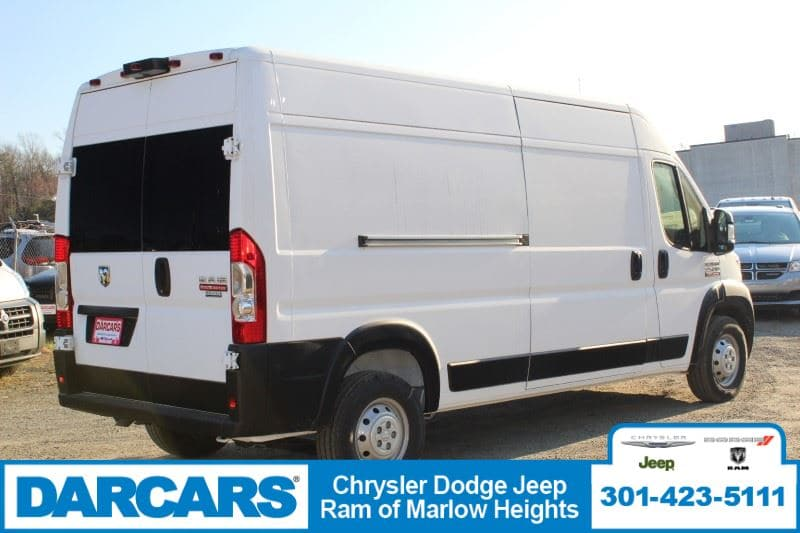 2019 ProMaster 2500 High Roof FWD,  Upfitted Cargo Van #DK39541 - photo 5