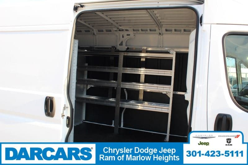 2019 ProMaster 2500 High Roof FWD,  Upfitted Cargo Van #DK39541 - photo 10