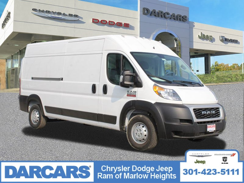 2019 Ram ProMaster 2500 High Roof FWD, Ranger Design Upfitted Cargo Van #DK39545 - photo 1