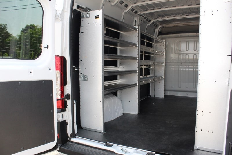 2019 ProMaster 2500 High Roof FWD, Ranger Design Contractor Upfitted Cargo Van #DK39546 - photo 10