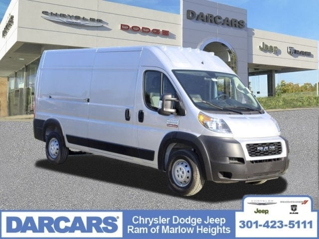 2019 ProMaster 2500 High Roof FWD, Empty Cargo Van #DK39553 - photo 1
