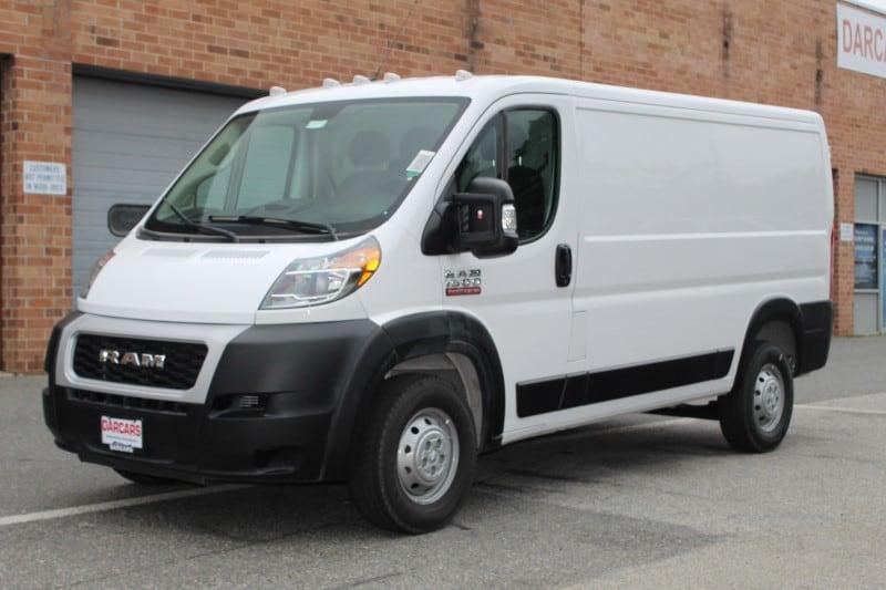2019 ProMaster 1500 Standard Roof FWD, Ranger Design Contractor Upfitted Cargo Van #DK39559 - photo 3