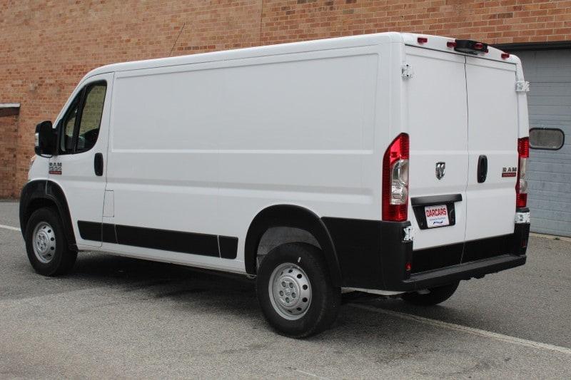 2019 ProMaster 1500 Standard Roof FWD, Ranger Design Contractor Upfitted Cargo Van #DK39559 - photo 4
