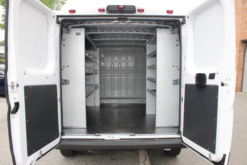 2019 ProMaster 1500 Standard Roof FWD, Ranger Design Upfitted Cargo Van #DK39559 - photo 1