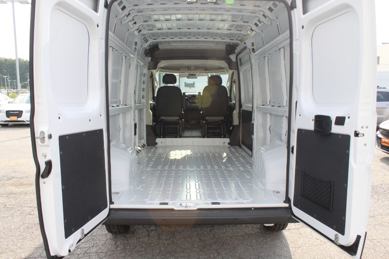 2019 Ram ProMaster 2500 High Roof FWD, Empty Cargo Van #DK39590 - photo 1