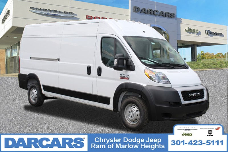 2019 ProMaster 2500 High Roof FWD, Empty Cargo Van #DK39592 - photo 1