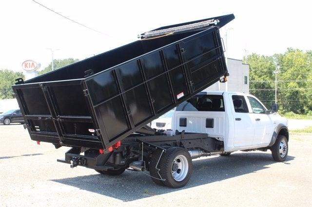 2020 Ram 5500 Crew Cab DRW 4x4, Reading Landscape Dump #DL39037 - photo 1