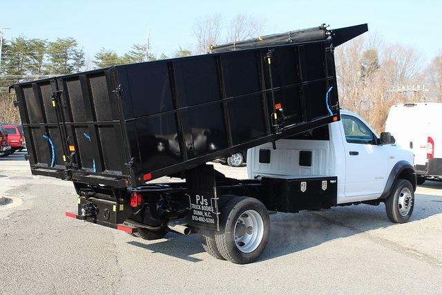 2020 Ram 4500 Regular Cab DRW 4x4, PJ's Landscape Dump #DL39058 - photo 1