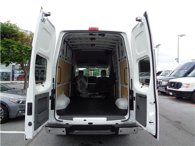 2017 NV2500 High Roof,  Empty Cargo Van #749770 - photo 2