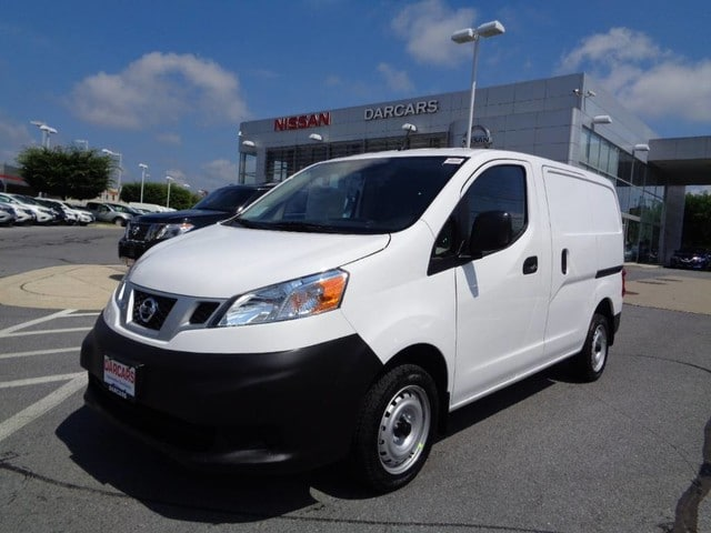 2018 NV200,  Compact Cargo Van #849733 - photo 1