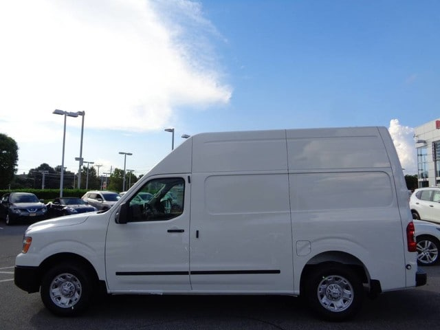 2018 NV HD High Roof,  Empty Cargo Van #849746 - photo 3