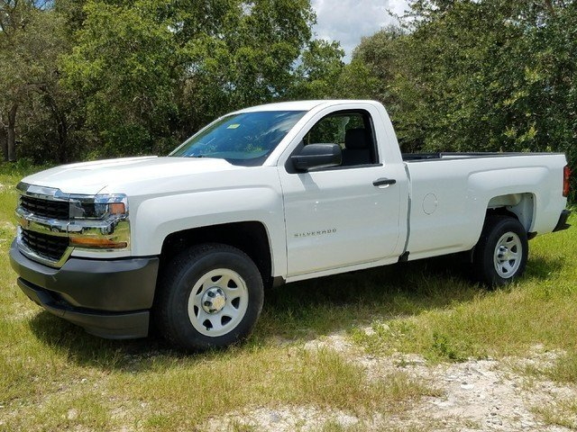2017 Silverado 1500 Regular Cab,  Pickup #17T1095 - photo 3