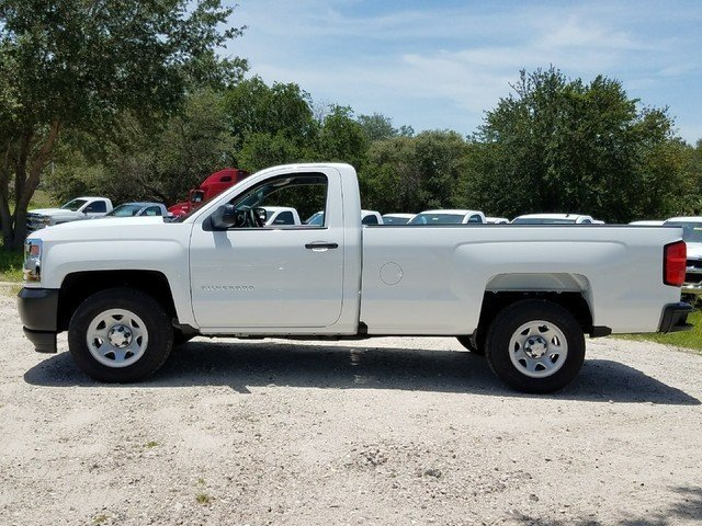 2017 Silverado 1500 Regular Cab 4x2,  Pickup #17T1205 - photo 4