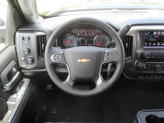 2018 Silverado 2500 Crew Cab 4x4,  Pickup #18T1017 - photo 6
