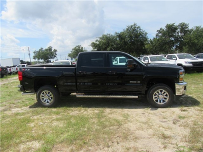 2018 Silverado 2500 Crew Cab 4x4,  Pickup #18T1017 - photo 3