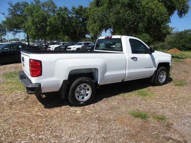 2018 Silverado 1500 Regular Cab 4x2,  Pickup #18T1054 - photo 2
