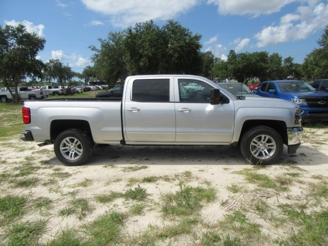 2018 Silverado 1500 Crew Cab 4x2,  Pickup #18T1115 - photo 3