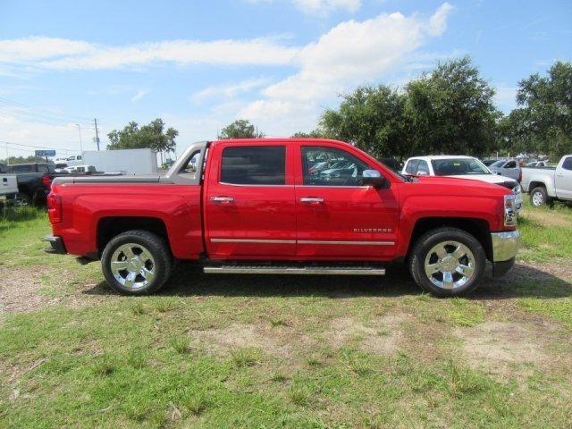 2018 Silverado 1500 Crew Cab 4x2,  Pickup #18T1120 - photo 3
