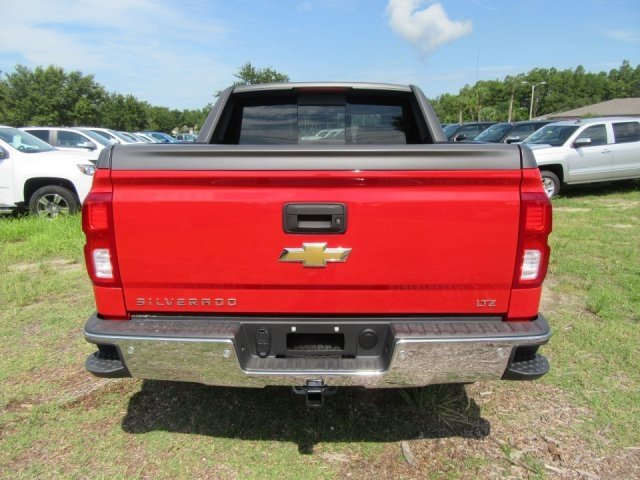 2018 Silverado 1500 Crew Cab 4x2,  Pickup #18T1120 - photo 4
