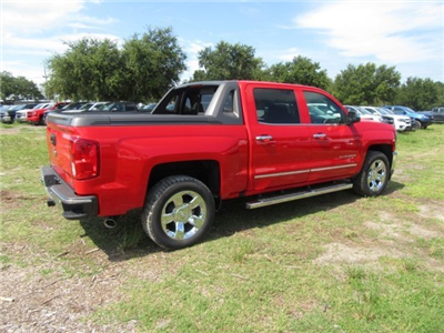 2018 Silverado 1500 Crew Cab 4x2,  Pickup #18T1120 - photo 2