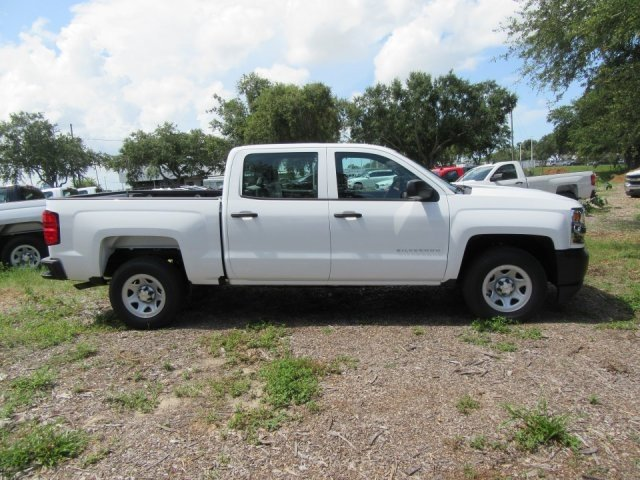 2018 Silverado 1500 Crew Cab 4x2,  Pickup #18T1127 - photo 3