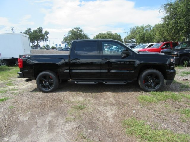 2018 Silverado 1500 Crew Cab 4x4,  Pickup #18T1129 - photo 3