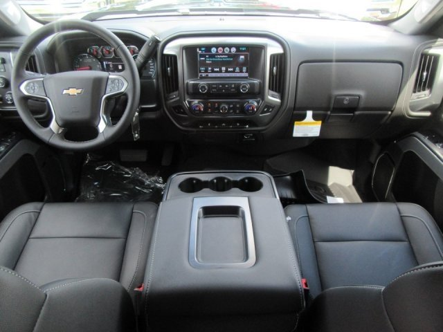 2018 Silverado 1500 Crew Cab 4x4,  Pickup #18T1129 - photo 5