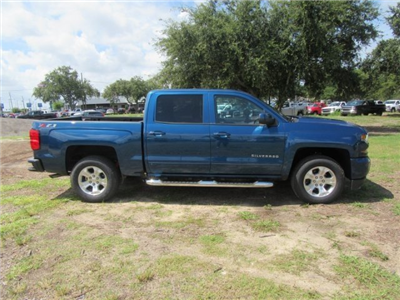 2018 Silverado 1500 Crew Cab 4x4,  Pickup #18T1157 - photo 3
