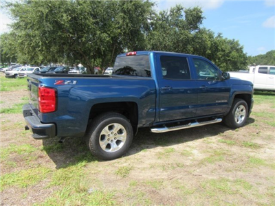 2018 Silverado 1500 Crew Cab 4x4,  Pickup #18T1157 - photo 2