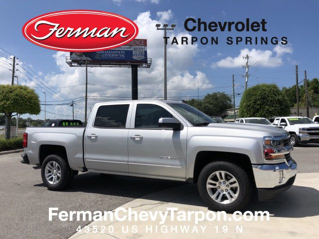2018 Silverado 1500 Crew Cab 4x2,  Pickup #18T1197 - photo 1