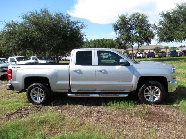 2018 Silverado 1500 Double Cab 4x4,  Pickup #18T1262 - photo 3