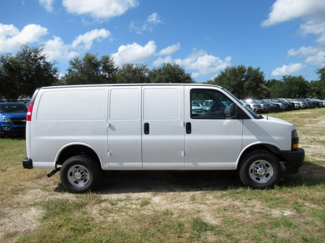 2018 Express 2500 4x2,  Empty Cargo Van #18T1268 - photo 3