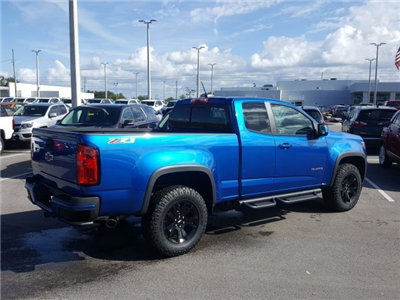 2018 Colorado Extended Cab 4x4,  Pickup #18T168 - photo 2