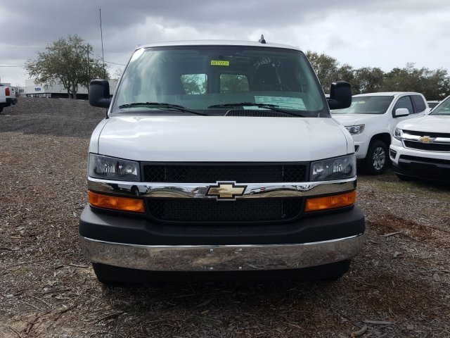 2018 Express 2500 4x2,  Empty Cargo Van #18T473 - photo 4