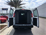 2018 Express 2500, Kargo Master Upfitted Van #18T700 - photo 1